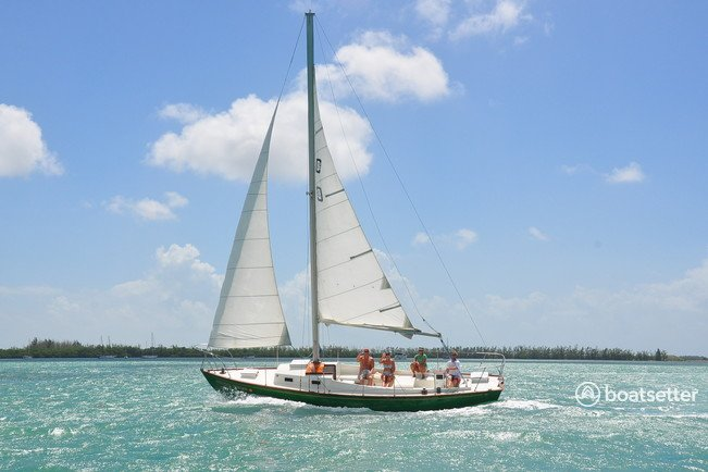 Rent a Glander sloop in Key West, FL near me