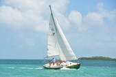 33 ft. Glander Sloop Sloop Boat Rental The Keys Image 1