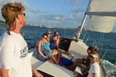 33 ft. Glander Sloop Sloop Boat Rental The Keys Image 2