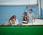 33 ft. Glander Sloop Sloop Boat Rental The Keys Image 4