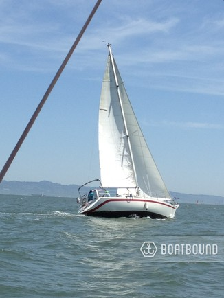 Rent a Furia sloop in Berkeley, CA near me