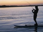 16 ft. Hewes 16 Bayfisher w/90 Yamaha Flats Boat Boat Rental West FL Panhandle Image 9