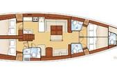50 ft. Beneteau USA Oceanis 50 Sloop Boat Rental New York Image 8