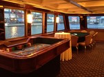 125 ft. Network Marine Dinner Boat Mega Yacht Boat Rental New York Image 22