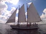 60 ft. schooner USCG certified passenger vessel Classic Boat Rental Rest of Southeast Image 3