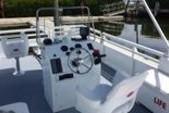 25 ft. Trident Pontoon 25 Pontoon Boat Rental Rest of Southeast Image 2