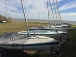 14 ft. Vanguard Sailboats Club 420 Sloop Boat Rental Alabama GC Image 1