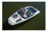 19 ft. Scarab 195 Bow Rider Boat Rental Miami Image 1