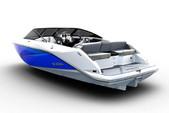 19 ft. Scarab 195 Bow Rider Boat Rental Miami Image 2