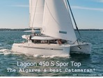 45 ft. Lagoon Boats Sport 15 w/Trailer Catamaran Boat Rental Quarteira Image 2