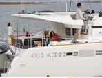 45 ft. Lagoon Boats Sport 15 w/Trailer Catamaran Boat Rental Quarteira Image 9