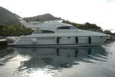 55 ft. Fairline Boats Squadron 58 Motor Yacht Boat Rental Lozica Image 3