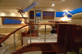 55 ft. Fairline Boats Squadron 58 Motor Yacht Boat Rental Lozica Image 3