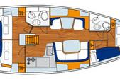 43 ft. Sun Odyssey 43 Classic Boat Rental Dubrovnik Image 6