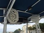 22 ft. Triumph Boats 215 CC w/F150 TXR w/trlr Center Console Boat Rental Tampa Image 4