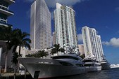 45 ft. Sea Ray Boats 44 Sundancer Express Cruiser Boat Rental Miami Image 42