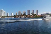 45 ft. Sea Ray Boats 44 Sundancer Express Cruiser Boat Rental Miami Image 45