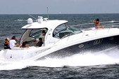 45 ft. Sea Ray Boats 44 Sundancer Express Cruiser Boat Rental Miami Image 2