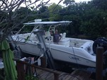 32 ft. Boston Whaler 320 Outrage W/2-225HP Center Console Boat Rental Miami Image 12