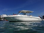 32 ft. Boston Whaler 320 Outrage W/2-225HP Center Console Boat Rental Miami Image 15