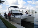 37 ft. Fountaine Pajot Maryland Catamaran Boat Rental Miami Image 3