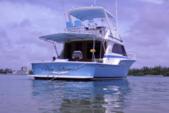 47 ft. Bertram Yacht 46 Convertible Convertible Boat Rental Miami Image 2