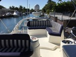 52 ft. Cranchi 48 Atlantique Motor Yacht Boat Rental Miami Image 6