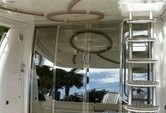 52 ft. Cranchi 48 Atlantique Motor Yacht Boat Rental Miami Image 4