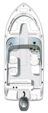 22 ft. Robalo 227 DC w/F250XCA Bow Rider Boat Rental N Texas Gulf Coast Image 5