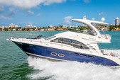 52 ft. Sea Ray Boats 52 Sedan Bridge Cruiser Boat Rental Miami Image 2