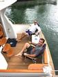 34 ft. Beneteau USA Beneteau 323 Flybridge Boat Rental Miami Image 8