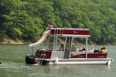 25 ft. Tahoe Pontoons 25' Vista Elite FunShip Pontoon Boat Rental Rest of Northeast Image 3