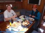 45 ft. Hunter 45CC Sloop Boat Rental Seattle-Puget Sound Image 6