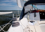 38 ft. Ericson 38-200 Sloop Boat Rental New York Image 3