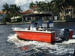 21 ft. Robalo 2120 Center Console w/225HP Merc Center Console Boat Rental Miami Image 11