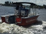 21 ft. Robalo 2120 Center Console w/225HP Merc Center Console Boat Rental Miami Image 16