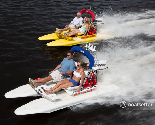 Rent a CraigCat jet ski / personal water craft in Sutton, WV near me