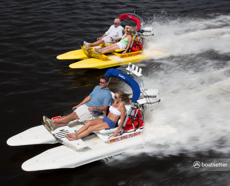 Rent a CraigCat jet ski_/_personal_water_craft in Sutton, WV near me