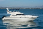 52 ft. Cranchi 48 Atlantique Motor Yacht Boat Rental Miami Image 1