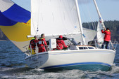 30 ft. Catalina 30 Fin Cruiser Boat Rental Seattle-Puget Sound Image 8