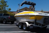 20 ft. Crownline Boats 202 BR [Yellow] Bow Rider Boat Rental Rest of Southwest Image 1