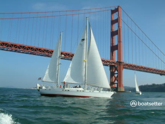 Rent a Morgan by Catalina ketch in Sausalito, CA near me