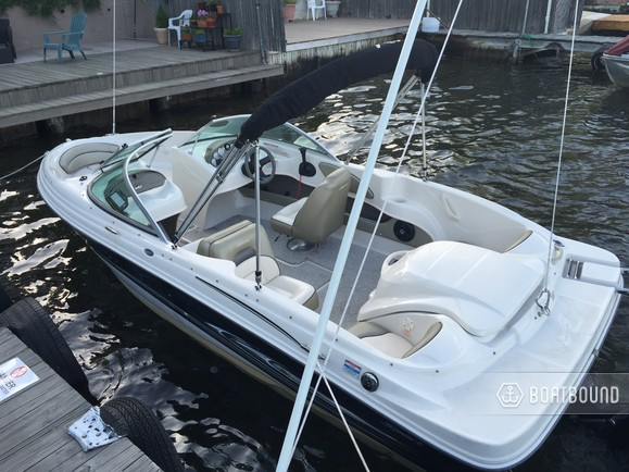 Rent a Sea Ray Boats bow rider in Andover, NJ near me