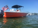 21 ft. Robalo 2120 Center Console w/225HP Merc Center Console Boat Rental Miami Image 12