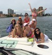 37 ft. Sea Ray Boats 340 SUNDANCER Cruiser Boat Rental Miami Image 13