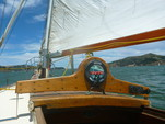 45 ft. Custom Ketch Classic Boat Rental San Francisco Image 6