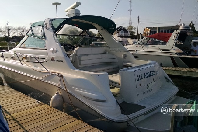 Rent a Sea Ray Boats cruiser in South Kingstown, RI near me