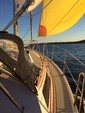 30 ft. Catalina 30 Fin Cruiser Boat Rental Seattle-Puget Sound Image 9
