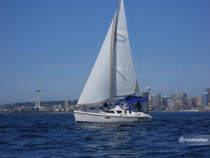 Rent a Hunter cruiser in Seattle, WA near me