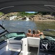 21 ft. Yamaha 212X W/Trailer Jet Boat Boat Rental Rest of Northeast Image 2